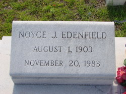 Noyce J Edenfield