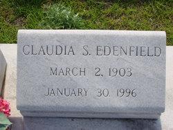 Claudia S Edenfield