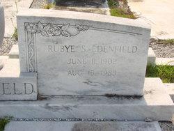 Rubye S Edenfield