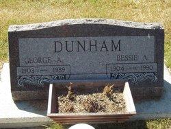 Bessie Anna <i>Julius</i> Dunham