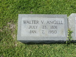 Walter Vernon Angell