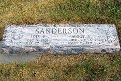 Lois F. <i>Allington</i> Sanderson