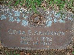 Cora E. Anderson