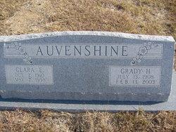 Grady Hardin Auvenshine