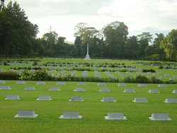 Lae War Cemetery and Memorial