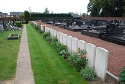 Wevelgem Communal Cemetery