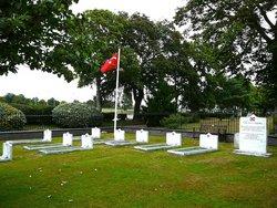 Turkish Naval Cemetery