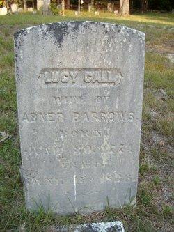 Lucy <i>Call</i> Barrows