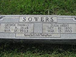 George Thomas Sowers