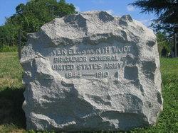 Gen Oliver Ellsworth Wood