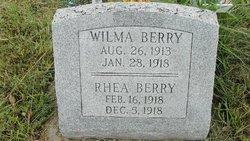 Rhea Berry