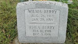 Wilma Bessie Berry