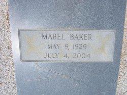 Mabel <i>Barrow</i> Baker