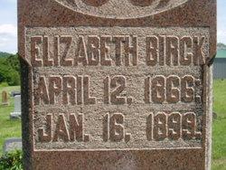 Elizabeth Birck