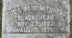 Susie Reid <i>Mitchell</i> Blackshear
