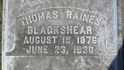 Thomas Raines Blackshear