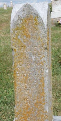 Eleanore Nellie Gilliland/Gilland