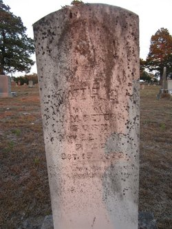 Martha K. Mattie <i>Barefield</i> Peters
