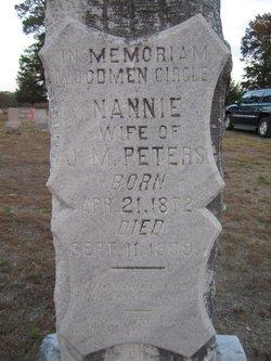 Nannie <i>Henley</i> Peters