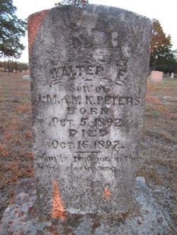Walter F. Peters