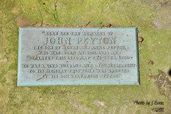 John Peyton