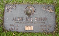 Ailene Faye Bishop