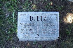 William Henry Lone Star Dietz