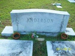 Maxie Estelle <i>DeLoach</i> Anderson