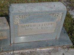 Maud <i>Cosby</i> Abercrombie