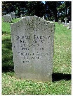 Fr Richard Rodney Kirk