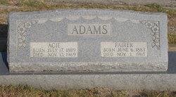 Fairer Adams