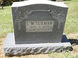 Landon William Turman