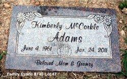 Kimberly <i>McCorkle</i> Adams