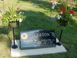 Loraine <i>Doss</i> Anderson