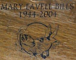 Mary Lavelle <i>Seely</i> Bills