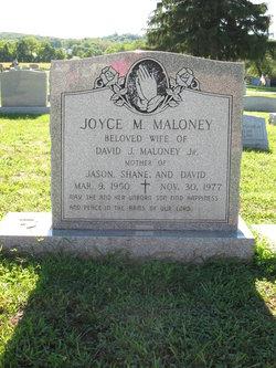 Joyce Mary <i>Vandebogart</i> Maloney