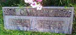 Kittie May <i>Perkel</i> Carter