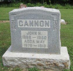 Adda May <i>Johnson</i> Cannon