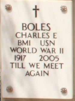 Charles Edward Boles