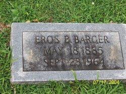Eros Bolivar Cy Barger