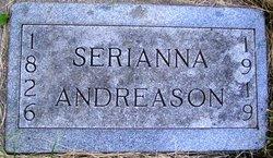 Serianna Andreason