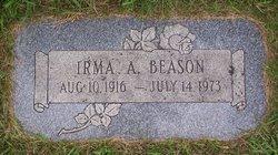 Irma A <i>Nau</i> Beason