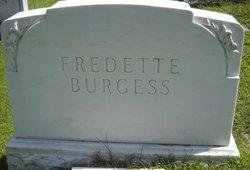 Barbara Helen <i>Fredette</i> Burgess