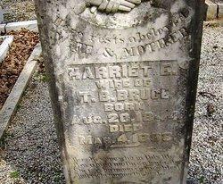 Harriet Elizabeth <i>Wright</i> Bruce