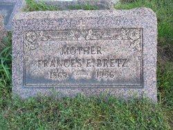 Frances <i>Brinker</i> Bretz