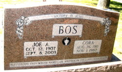 Joe A Bos
