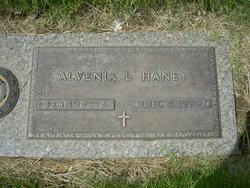 Alvenia Laverne <i>Mullins</i> Haney