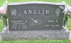 Bernice <i>Dippon</i> Anglin