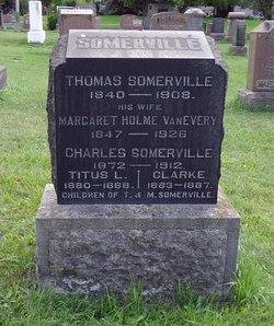Clark Somerville