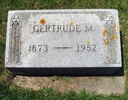 Gertrude Maude <i>Hill</i> Blumer